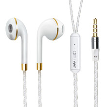 Q1 In-Ear Earphone For iPhone 6s 6 5 Xiaomi Hands free Headset Bass Earbuds Stereo Headphone For Apple Earpod Samsung earpiece(China)