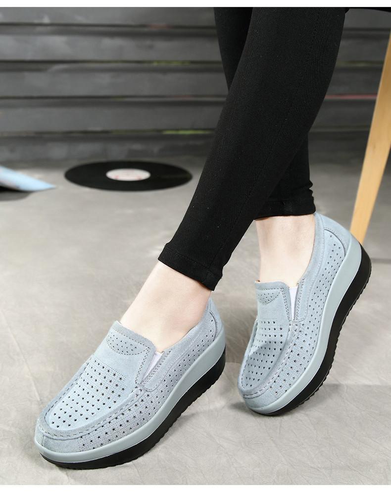 HX 3213-1 (10) 2018 Flatforms Women Shoes Summer
