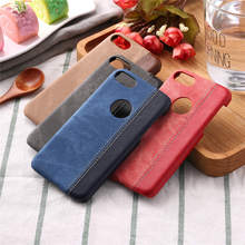 Leather Phone Cases for iPhone 7 6 6s Plus SE 5 5s Case Retro Jean  Cowboy Canvas Cover for Samsung Galaxy S6 S7 edge Plus Shell