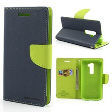 New Mercury PU Leather Wallet flip Cover Case for LG Optimus G2 G3 G4 G5 V10 Card Holder Stand Cover Mobile Phone Bag Coque Capa