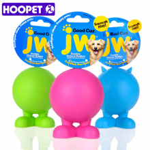 HOOPET Pet Toy JW Angel Sound Toys Rubber Material Resistance To Bite Molars Puzzle Natural Safe Non-Toxic Dog Chew Toy 3Colors(China)
