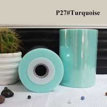 Turquoise color Polyester Tulle Roll 100yards For Tutu dress(China)