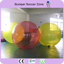 Free Shipping 2m 0.8mm PVC Inflatable Water Walking Ball Human Hamster Ball Water Ball Zorb Ball On Sale