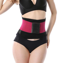 Women Waist Trainer Corset Belt Body Shapers Modeling Strap Underwear Waist Slimming Belt Shapewear belly slimming sheath(China)