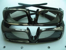 Original Genuine TDG-BR100 with receiver Compatible with TDG-BR250 active shutter 3D glasses for Sony LCD TV