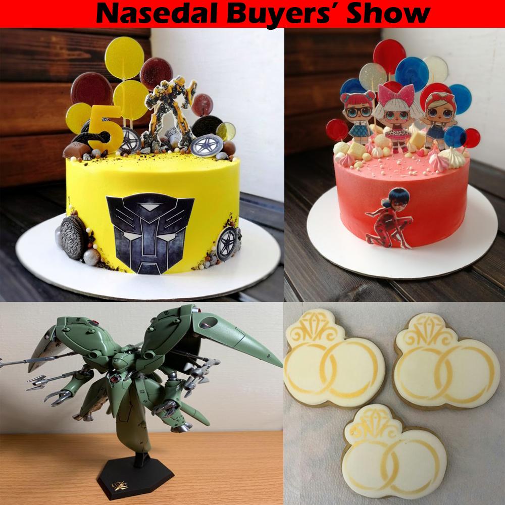 Nasedal Buyer show 1