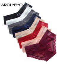 Buy YIELODER Seamless Underwear Women's Panties briefs Thongs Panties Female G String Sexy Lace Underwear Intimates Lingerie