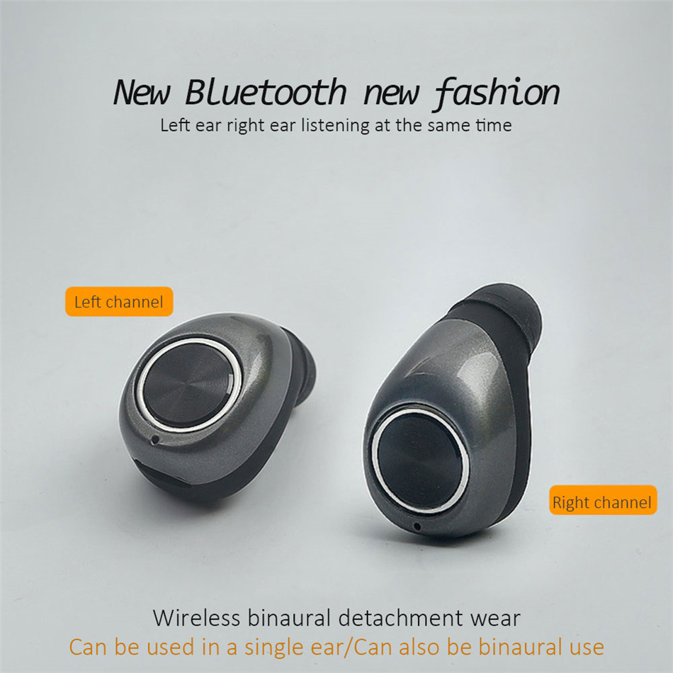 movement Bluetooth Headset Wireless Sport Bluetooth Headphones Earphone with Mic Noise Cancelling Headsets English Voice Earbuds<br>
