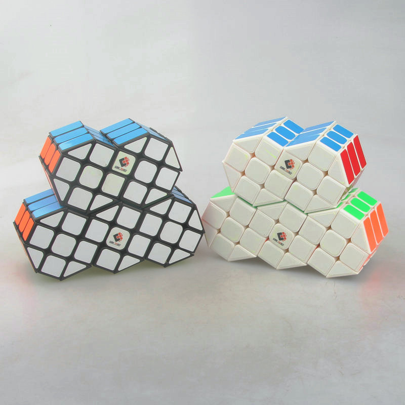 Magic Cubes Puzzles & Games Objective Uv Custom Made 7 Layers 75 Mm Magic Cube 7x7 Number Calendar Neo Cube Magic Educational Toys For Children Over 6 Years Old