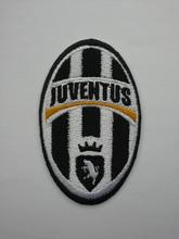 2pcs Football soccer club Serie A Juventus Italy CLUB Logo iron on Patch Aufnaeher Applique Buegelbild Embroidered(China)