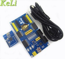 TIEGOULI NRF51822 BLE4.0 Bluetooth Evaluation Board 2.4G Wireless Communication Module