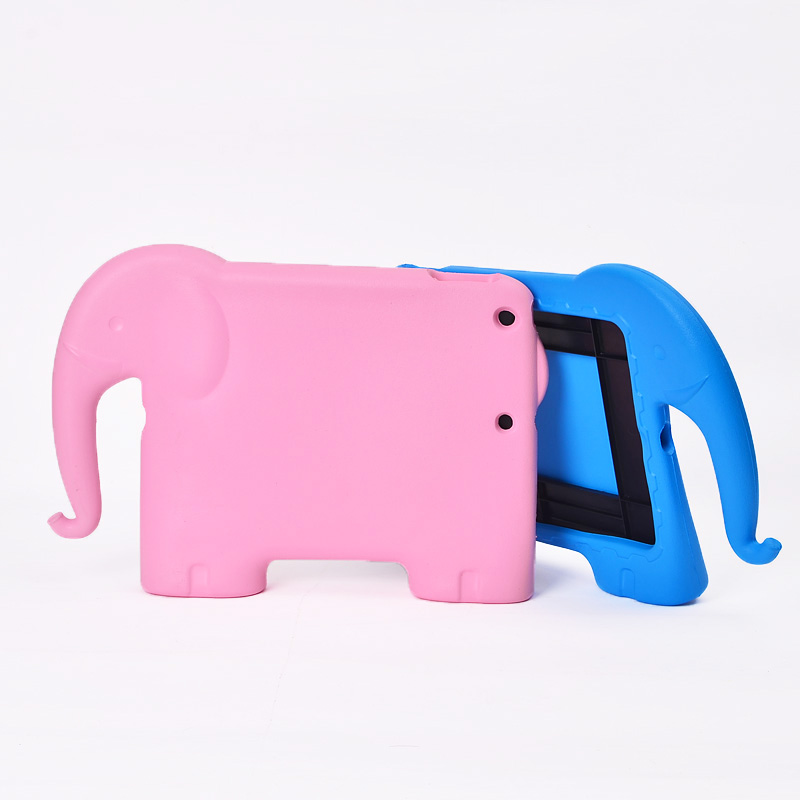 Luxury Lovely Cute 3D Cartoon Stand Kids Shockproof Tablette Elephant EVA Foam Case Cover For Ipad Air Ipad 5 9.7Tablet <br><br>Aliexpress