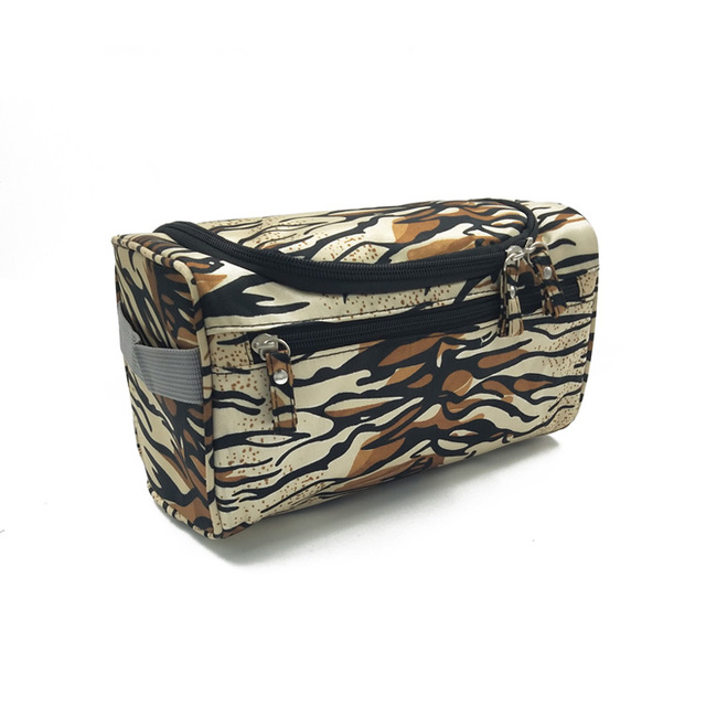 ... QIAQU-Tiger-Leopard-Hanging-Toiletry-Bag-Nylon-Men- ... 68eb974047678