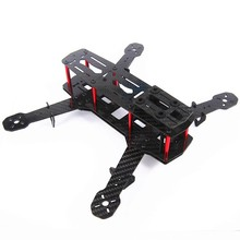 F09205 Mini Alien Across Full Carbon Fiber 250mm 250 RC Quadcopter Frame Kit Unassembled for DIY FPV Drone As ZMR250 Q250
