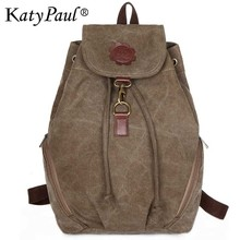 2017 Women Bags Canvas Retro Ladies Shopping Backpacks Trip Waterproof Bag Travel Ladies Backpacks For Teenage Girls School Bags
