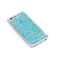 Buy Glitter Bling Cover iphone 5s funda Candy Colorful Shining Case iphone 5 coque etui kryt iphone se skal tok husa for $5.14 in AliExpress store