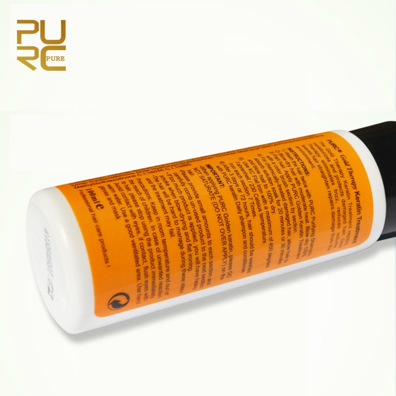 gold therapy keratin hot sale