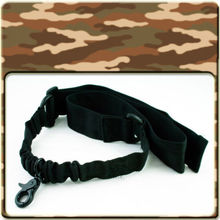 Cyma Nylon Lanyard 1 one Point CQB Sling for Airsoft M4/M16 AEG GBBR Rifle Gun Sling Black(China)
