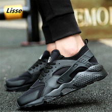 Buy outdoor Athletic Trainers Running Shoes Mens Breathable mesh Sneakers Gym Sport Shoes Breathable Walking Jogging Sneakers Men for $17.60 in AliExpress store