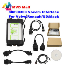 88890300 Vocom Interface For Volvo/Renault/UD/Mack Truck Heavy Duty Diagnostic Tool For Volvo Vocom 88890300 PTT 1.12 Vcads 2.43(China)