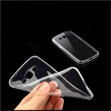 Transparent Clear Soft TPU Gel Case For Samsung Galaxy S3 S4 S5 S6 S7 edge S3/S4/S5 mini A3 A5 A7 A8 Note 2 3 4 S8 S8 Plus Cover(China)