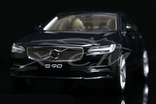 Diecast Car Model Volvo S90 1:18 (Black) + SMALL GIFT!!!!!!!!!!!