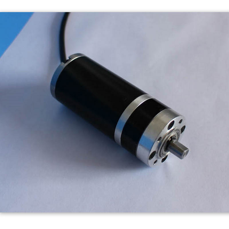 Planetary gear motor Brushless 36ZWN36HX 24V 18W Used at medical instrument and robot<br>