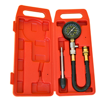 Auto Car Engine Care Check Piston Ring Simple Cylinder Pressure Gauge Tester Diagnostic Repair Tool