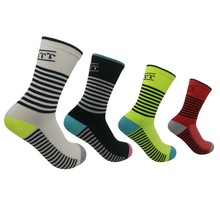 Buy Men Sport Cycling Bicyle Socks Fit 40-45 Basketball Socks Breathable Running Climbing Skiing Socks for $2.10 in AliExpress store