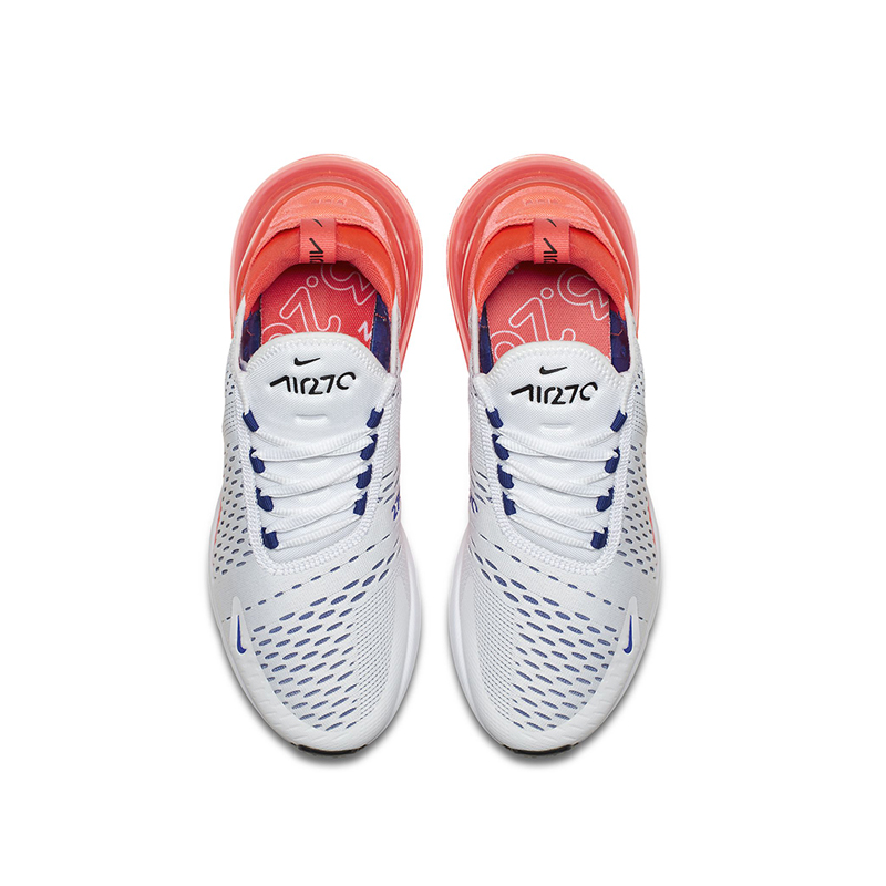 Nike Air Max 270 180 Running Shoes Sport Outdoor Sneakers Comfortable Breathable for Women 943345-601 36-39 EUR Size 223