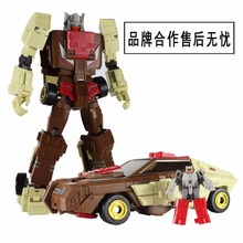 Transformation YesModel oversize YM11 RF-01 DATA CLERK MT Cupola CHROMEDOME figure toys(China)