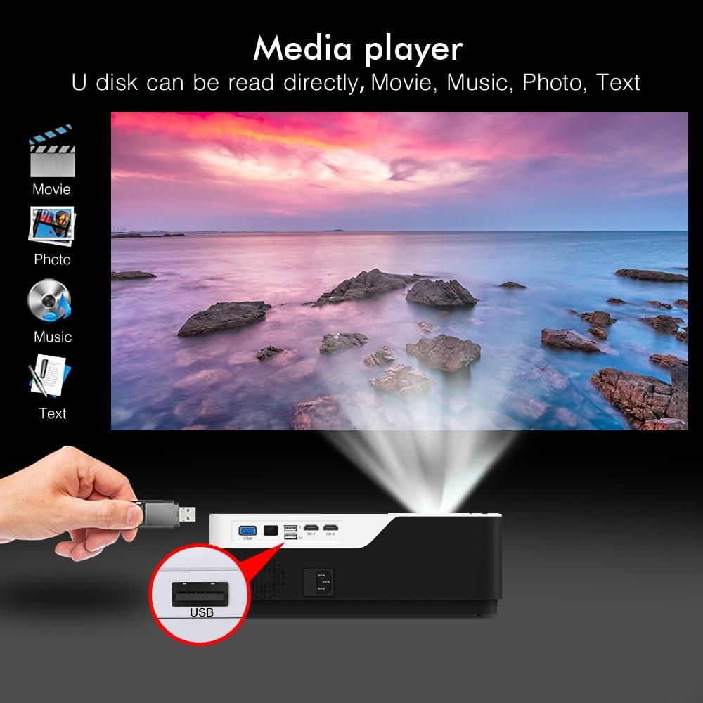 BYINTEK MOON K11 FULL HD 1080P  LED Projector (3)