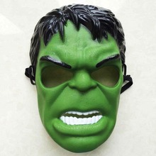 ANGRLY Hulk Mask Plastic Masks Cosplay Full Face Halloween Birthday Barty Festival Party Masquerade Mask Inflatable Grinch Gifts