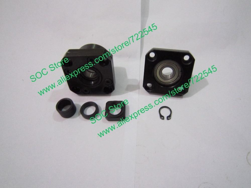 FK12 &amp; FF12 Ballscrew End Support CNC Parts<br>