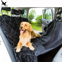 [TAILUP]Dog Car Seat Cover for Dogs Pet Car Protector Waterproof High Quality Dog Car Carrier Covers Travel Accessories PY0014(China)