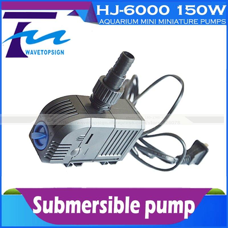 Submersible pump HJ-6000  150W/ tank pump / aquarium mini miniature pumps / circulation filter pump / filter ultra-quiet<br>
