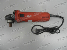 (used) xilide Hilti grinder DAG 100-S polishing machine cutting machine 220V