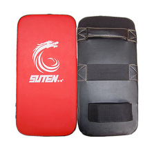 Hot selling SUTEN Brand PU Leather Taekwondo Foot Target Kicking Punching Pad Training Gear Sanda/Fighting/Muay Thai Foot Target