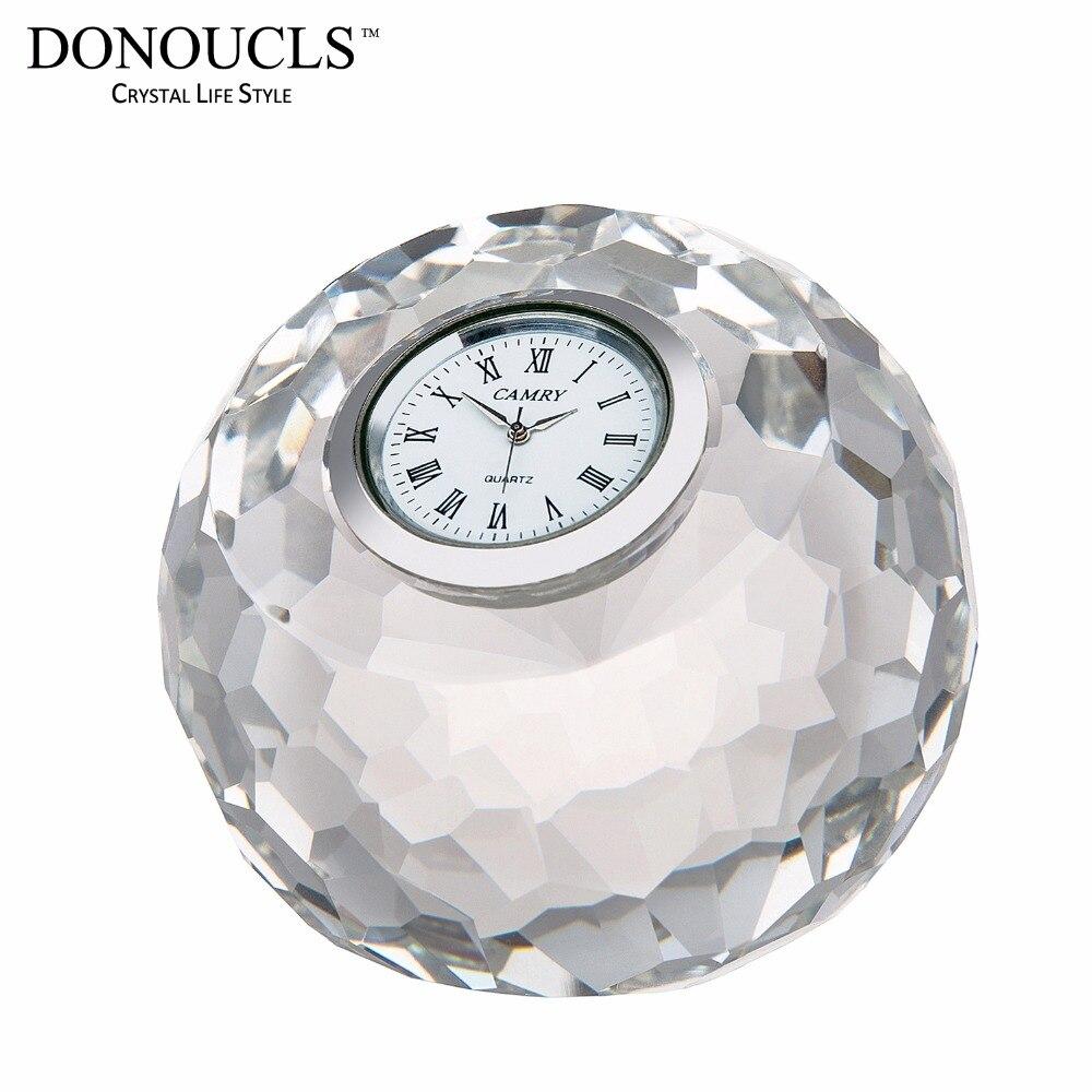 Desk 4 Table Clock forecasting