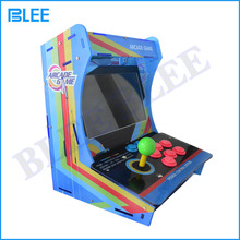 10.4'' Inch Mini Arcade Machine Jamma MAME Acrylic Cabinet 986 in 1 815 in 1 60 in 1 Street Fighters Classic Games Machine(China)