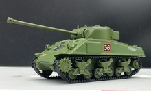 AM 1:72 World War II Allied M4 Firefly tank model Alloy model collection(China)