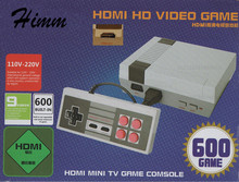 HDMI Out Retro Classic handheld game player Family TV video game console Childhood Built-in 600 Games For nes mini P/N HD Out(China)