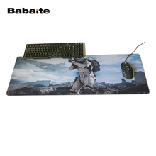 Babaite Starwars Battlefront Unique Design Aming Style Gaming Mouse Pad PC Computer Laptop Gaming Mice Mat For Gamer