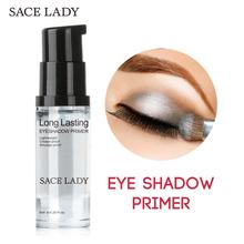 SACE LADY Eye Shadow Primer Make Up Base Natural Professional Cosmetic Eyeshadow Makeup Cream Long-lasting Palette Waterproof(China)