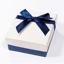 Gift Boxes for ring or bracelet without logo fit dropshipping Jewelry Package Accessories(China)
