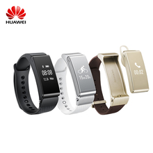 Original Huawei TalkBand B2 Bluetooth Smart Bracelet Fitness Wearable Sports Compatible Smart Mobile Phone Device Wristbands