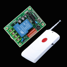 AC 220V 30A Relay Remote Control Switch Lights Lighting Remote Switch LED Lamp Power Remote ON OFF Controller 315/433 Long Range