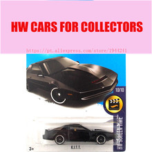 2017 Hot Wheels 1:64 batman KITT Metal Diecast Car Collection Kids Toys Vehicle For Children Batman Series Models(China)