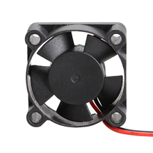 3010S 12V Cooler Brushless DC Fan Dual ball bearing exquisite mini cooler 5 blades Mini Cooling Radiator 30*30*10mm