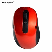 Mini Wireless USB 2.0 Optical Mouse USB Receiver Mice 2 Buttons Gaming Mouse for PC Laptop Desktop Computer Accessories